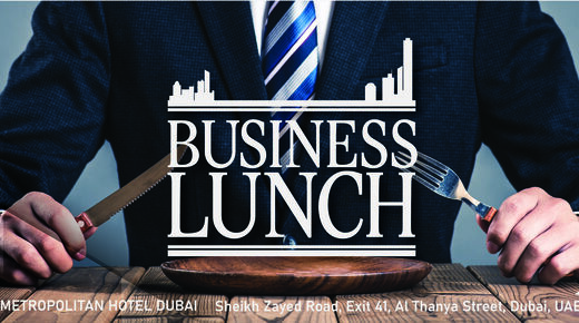 Business Lunch event at Don Corleone