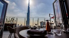 12 Bars & Restaurants with Dubai's Best Views