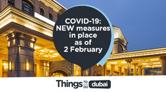 COVID-19: NEW temporary measures for February