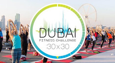 Dubai Fitness Challenge 2020 is here again and this time with social distancing