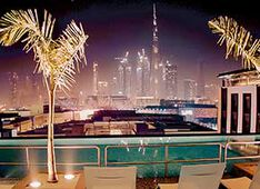 Bar Lookup Rooftop Bar Dubai Picture