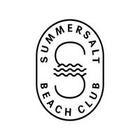 Bar Summersalt Beach Club Dubai Logo