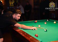 Bar The Crown And Lion Dubai Picture