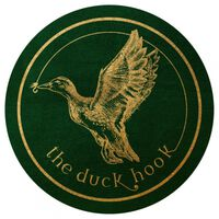 Bar The Duck Hook Dubai Logo