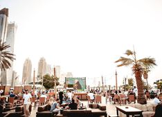 Beach Barasti Dubai Picture