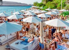 Beach Blue Marlin Ibiza Uae Picture