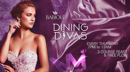 Dining Divas on Thursdays event at