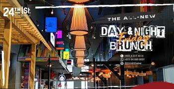 Brunch 24Th St. World Street Food Dubai Picture