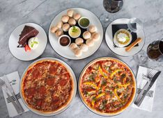 Brunch Jazz@Pizzaexpress Dubai Picture