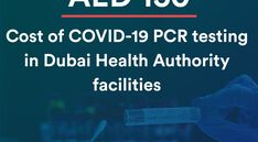 COVID-19: Prices of PCR COVID tests at DHA reduced