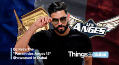 "DJ Keza The ""Parrain des Anges 12"" Showcased in Dubai"