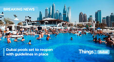 Dubai pools set to reopen with guidelines in place
