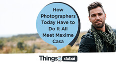 How Photographers Today Have to Do It All: Meet Maxime Casa