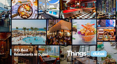 100 Best Restaurants in Dubai
