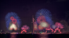 New Year's Eve celebrations can be fined up to AED 50,000