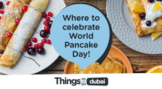It's Pancake Day and the whole world is celebrating!
