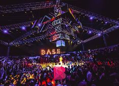 Nightclub Base Night Club In Dubai Picture