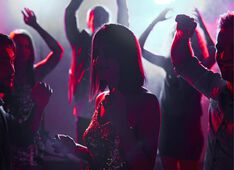 Nightclub Rouge Club Dubai Picture