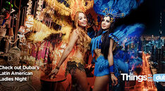 Dubai's Coolest Latin American Ladies Night is Here