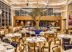 Restaurant Billionaire Mansion Dubai Picture