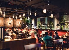 Restaurant Burger And Lobster Dubai Picture