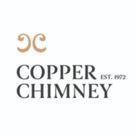 Restaurant Copper Chimney Logo