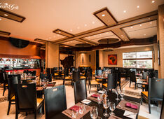 Restaurant Grand Grill Dubai Picture