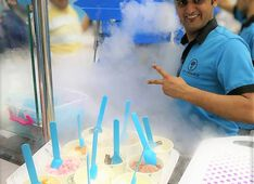 Restaurant Ice Cream Lab Dubai Picture