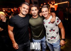 Restaurant Indie Kitchen And Lounge Dubai Picture
