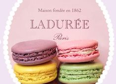Restaurant Laduree Dubai Picture