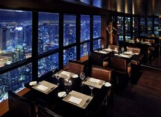 Restaurant Observatory Bar And Grill Picture
