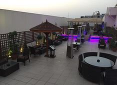 Restaurant Ora Lounge Dubai Picture