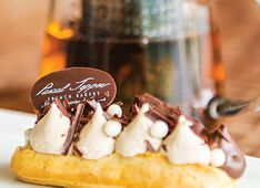 Restaurant Pascal Tepper French Bakery Dubai Picture