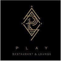 Restaurant Play Restaurant & Lounge Logo