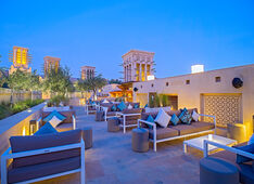 Restaurant Segreto Dubai Picture