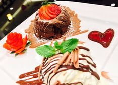 Restaurant The Choco Monarch Dubai Picture