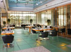 Restaurant The Glasshouse Brasserie Dubai Picture