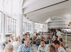 Restaurant The Loft At Dubai Opera Picture
