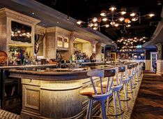 Restaurant Weslodge Saloon Dubai Picture
