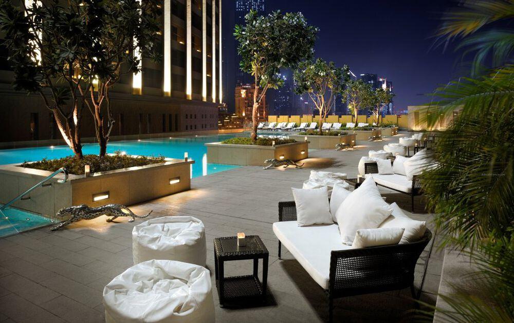 Shisha at Ewaan Lounge Dubai in Downtown Dubai | Things To ...