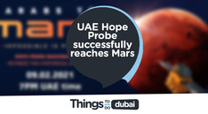 UAE Hope Probe successfully reaches Mars