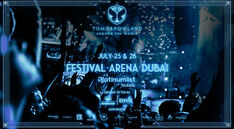 Tomorrowland 2020 Around The World - The Digital Festival LIVE in Dubai