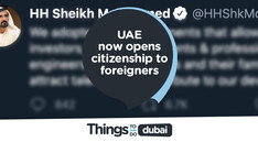 UAE now opens citizenship to foreigners with special talents